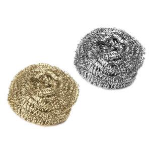 Brass wool